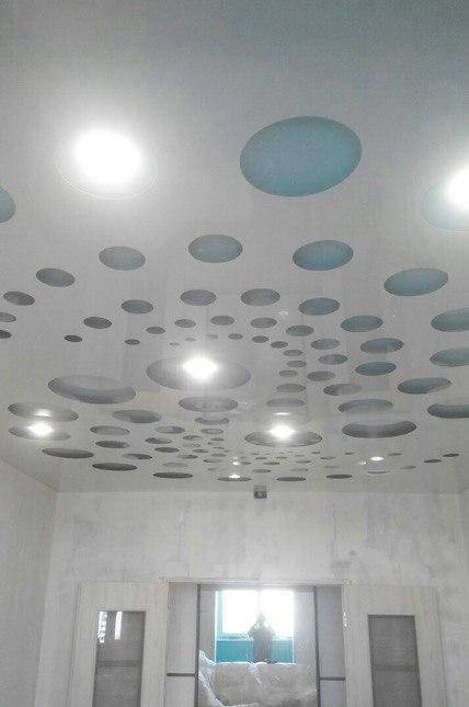 Светильники в потолок